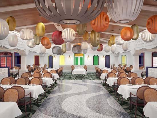 Restaurante inspirado no Rio de Janeiro