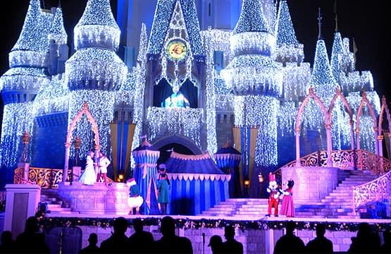 Dicas para quem vai alugar casa em Orlando - Saiba como é o Natal e o Ano Novo na Disney
