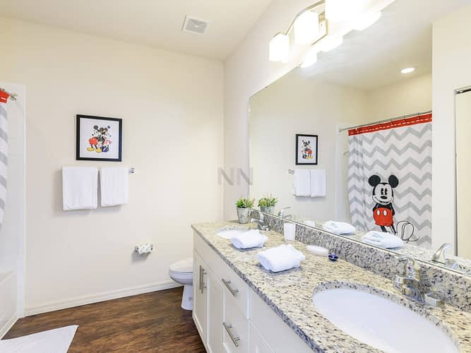 Casa na Disney para Temporada (LUXO)