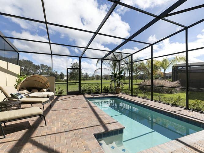 Casa para alugar em Orlando Condomínio Resort (PREMIUM)