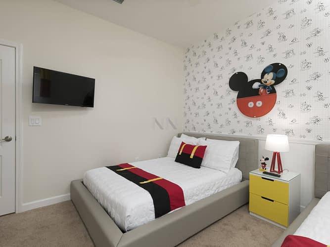 Casa na Disney Temática (LUXO)
