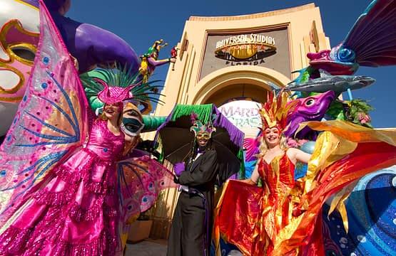 4 motivos para passar seu Carnaval em Orlando