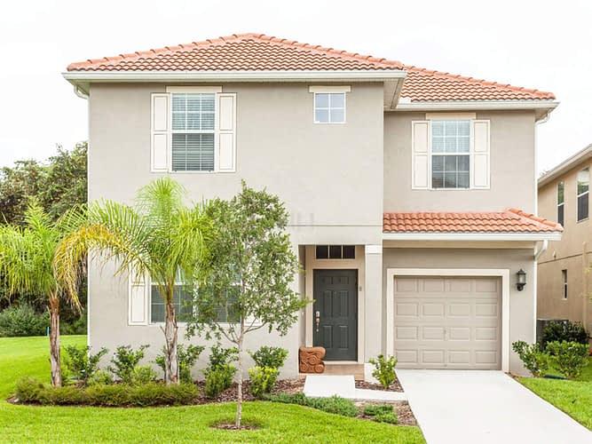 Casa perto da Disney de temporada em Orlando (LUXO)