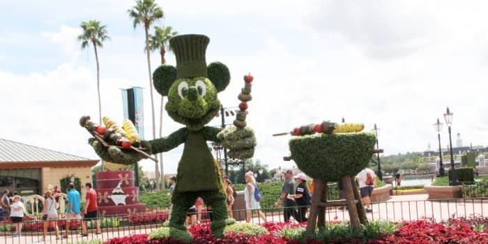 Epcot-Food-Festival-Mickey