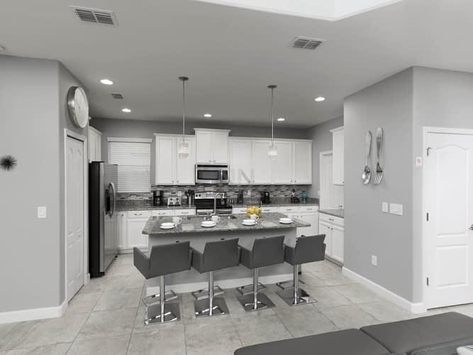 Casa para alugar em Orlando Temática (LUXO)