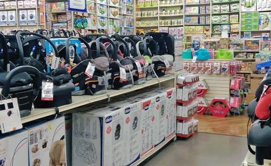 Enxoval de bebê em Orlando: as 6 melhores lojas para compras
