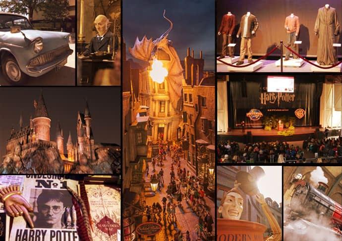 A CELEBRATION OF HARRY POTTER: um evento especialmente feito para os fãs da saga que acontece em Janeiro, em Orlando