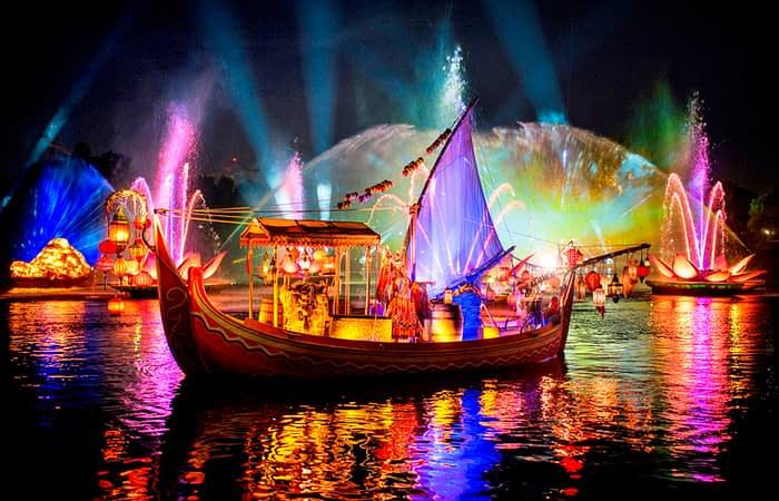 Rivers of Light - novo show do Disney's Animal Kingdom  - crédito Watl Disney World (6) - b