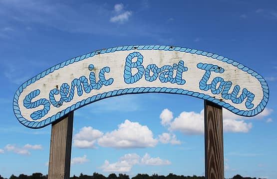 Dica de passeio em Orlando - Scenic Boat Tour