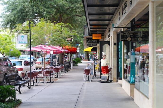 Dica para quem vai alugar casa em Orlando - Conheça a maravilhosa Winter Park