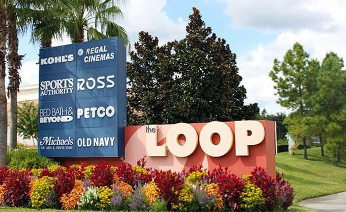 Shoppings em Orlando: The Loop Kissimmee
