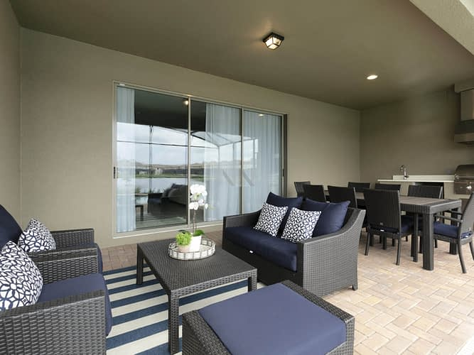 Uma Luxuosa Casa de tempora em Orlando (DELUXE)