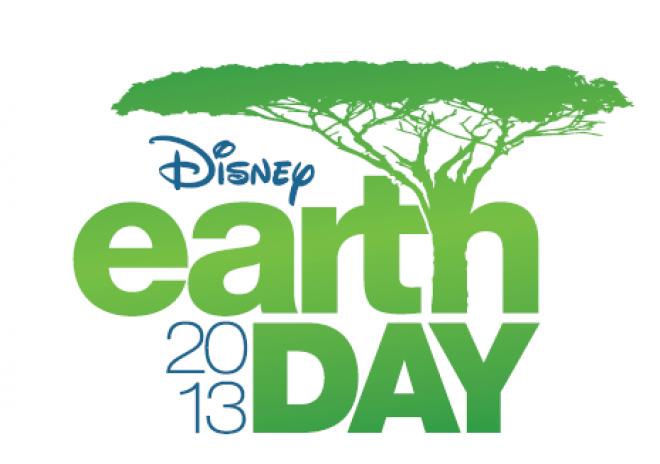 Dia da Terra no Animal Kingdom