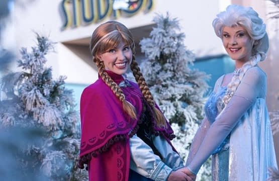 Frozen Summer Fun Live no Disney's Hollywood Studios